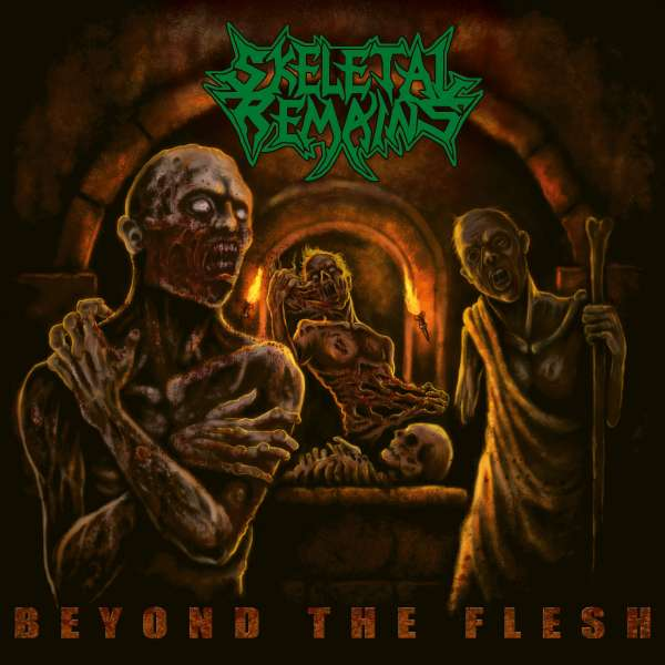 Skeletal Remains - Beyond The Flesh [LP]