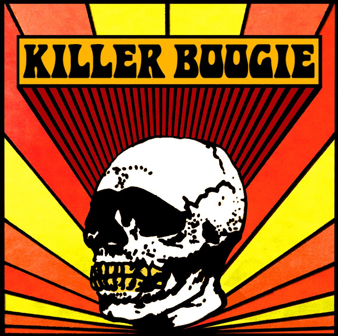 Killer Boogie - Detroit [LP]