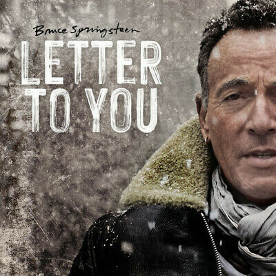 Bruce Springsteen & The E Street Band - Letter To You [2xLP]