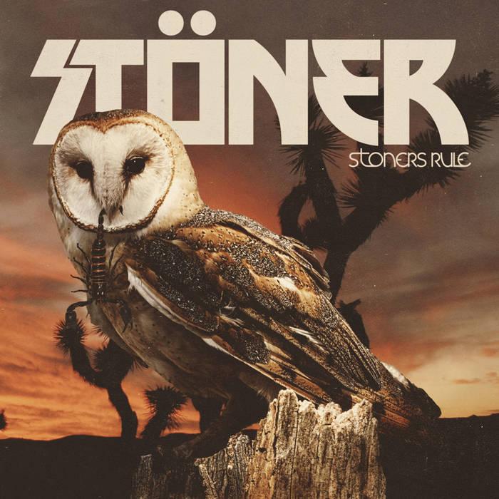 Stöner - Stoners Rule [LP]
