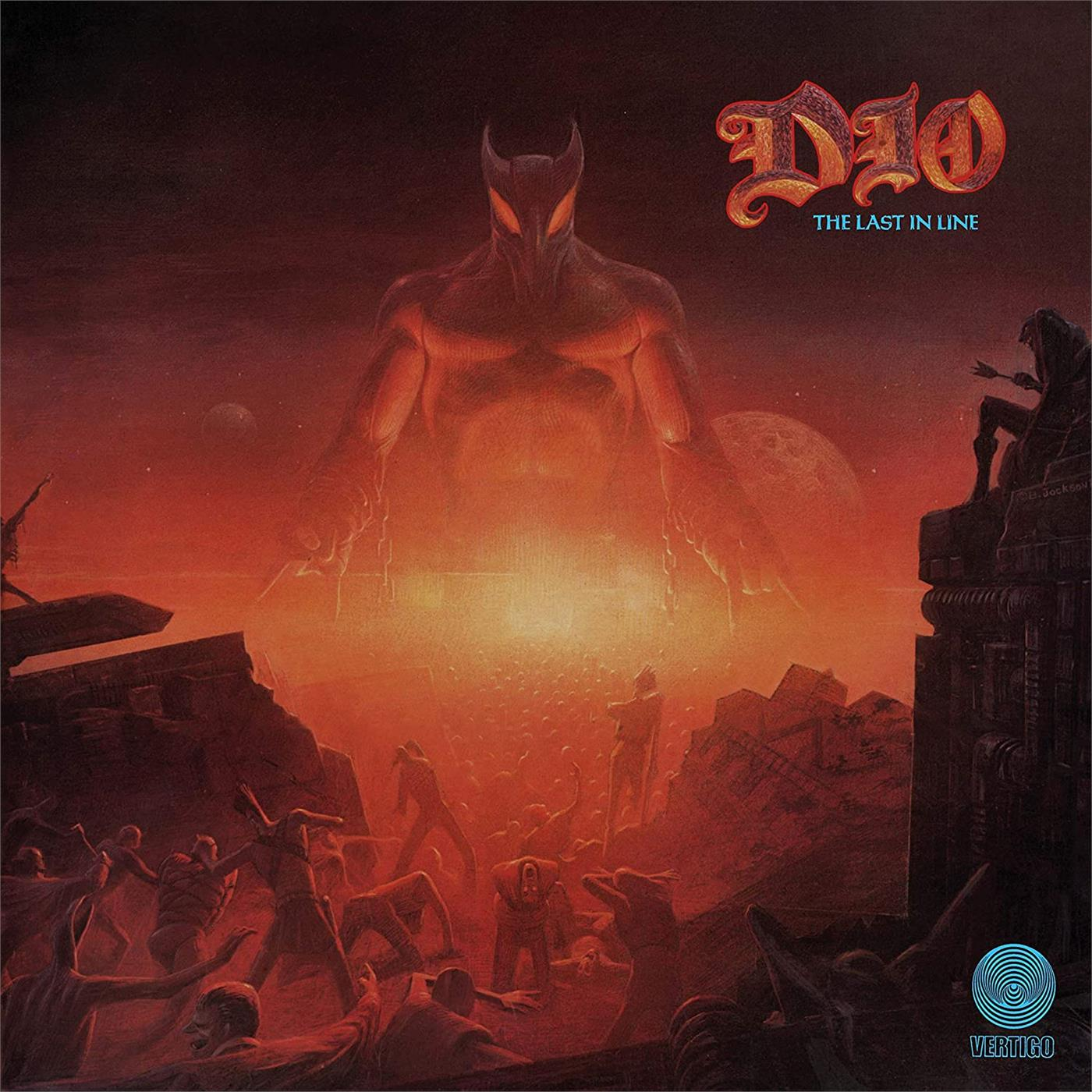 Dio - The Last In Line [LP]