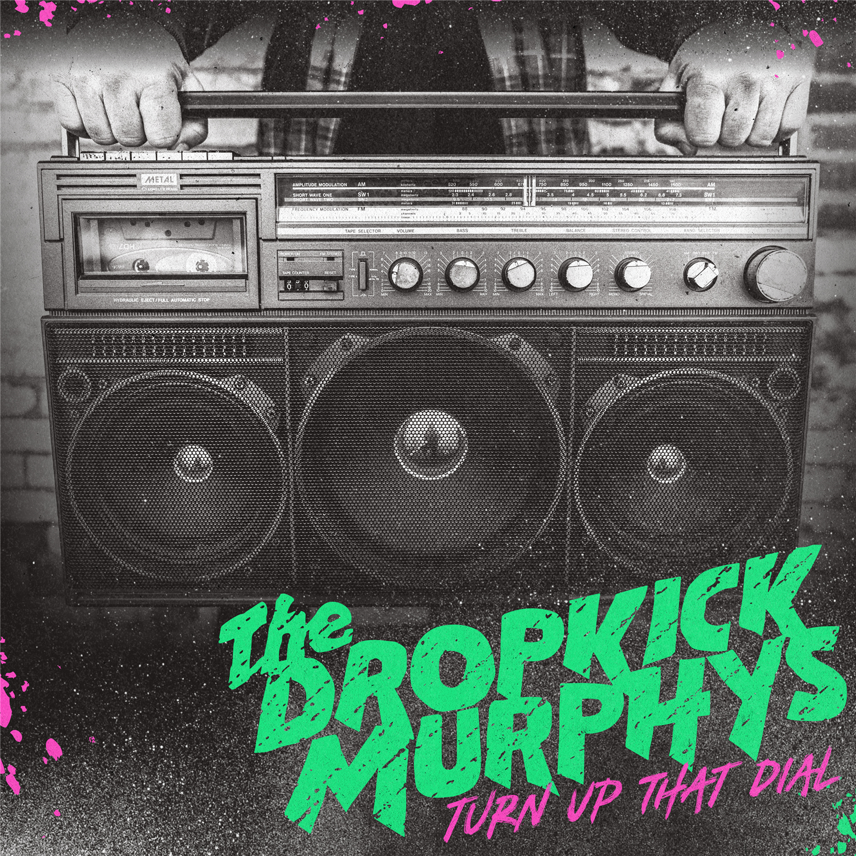 Dropkick Murphys - Turn Up That Dial [LP] (Gold Vinyl)
