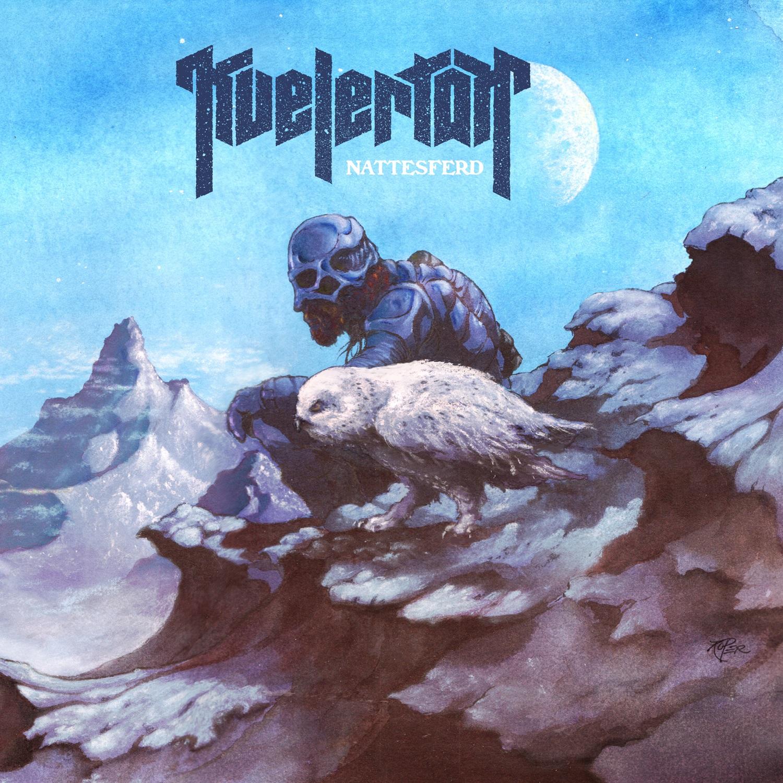 Kvelertak - Nattesferd [LTD LP] (Hvit/blå vinyl)