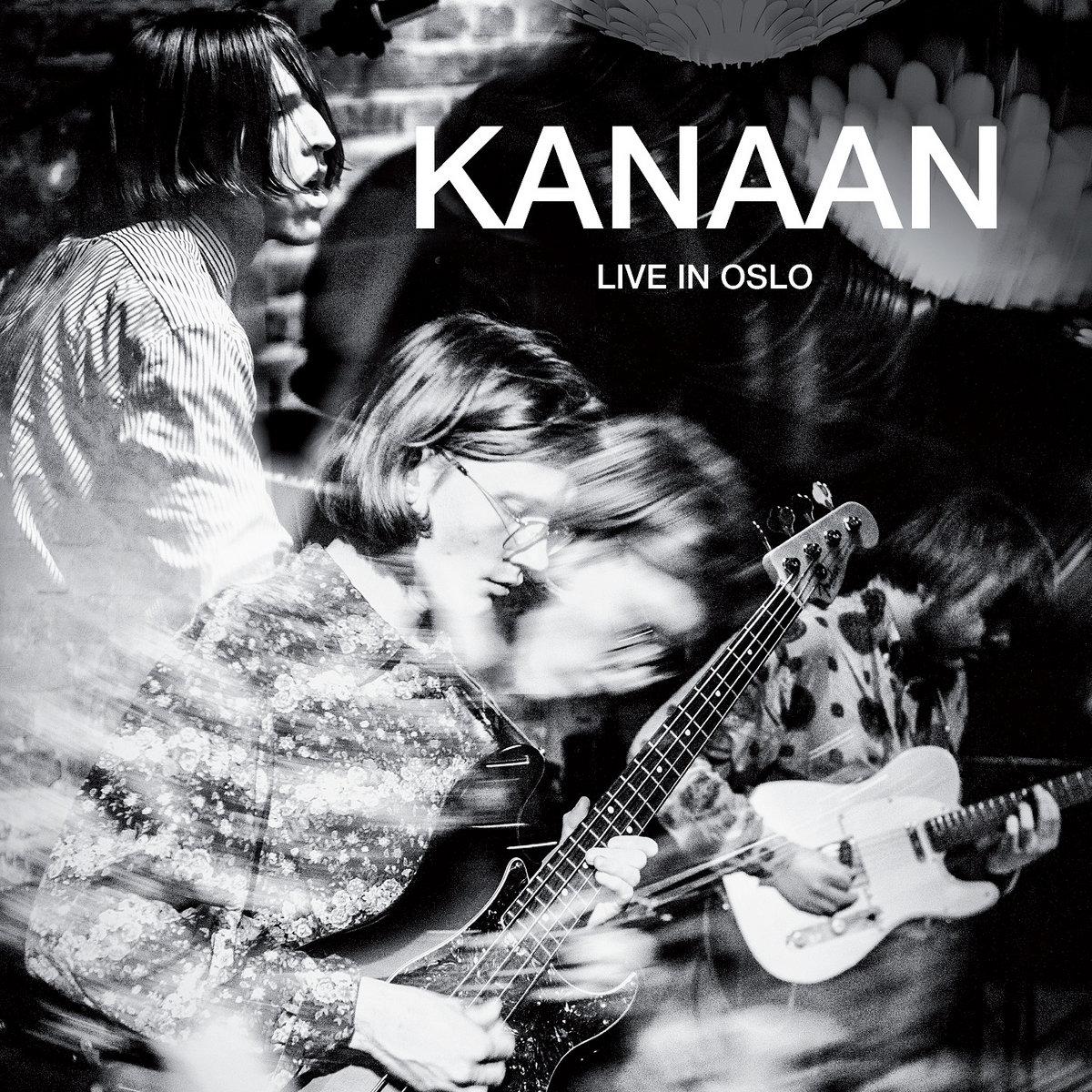 Kanaan - Live In Oslo [LP]