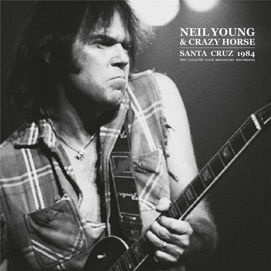 Neil Young & Crazy Horse - Santa Cruz 1984 [2xLP]