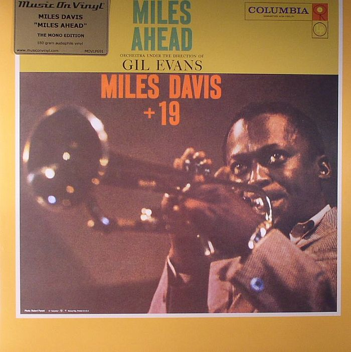 Miles Davis - Miles Ahead [LP]