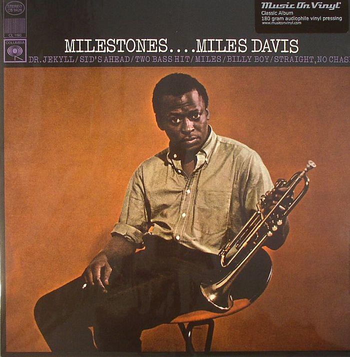 Miles Davis - Milestones [LP]