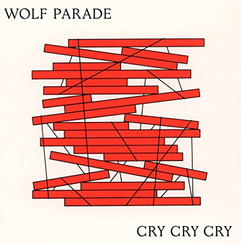Wolf Parade - Cry Cry Cry [2xLP]