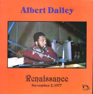 Albert Dailey - Renaissance [LP]
