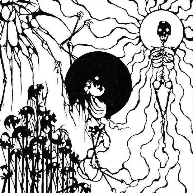 Kêres - The Flaming Ash [LP]