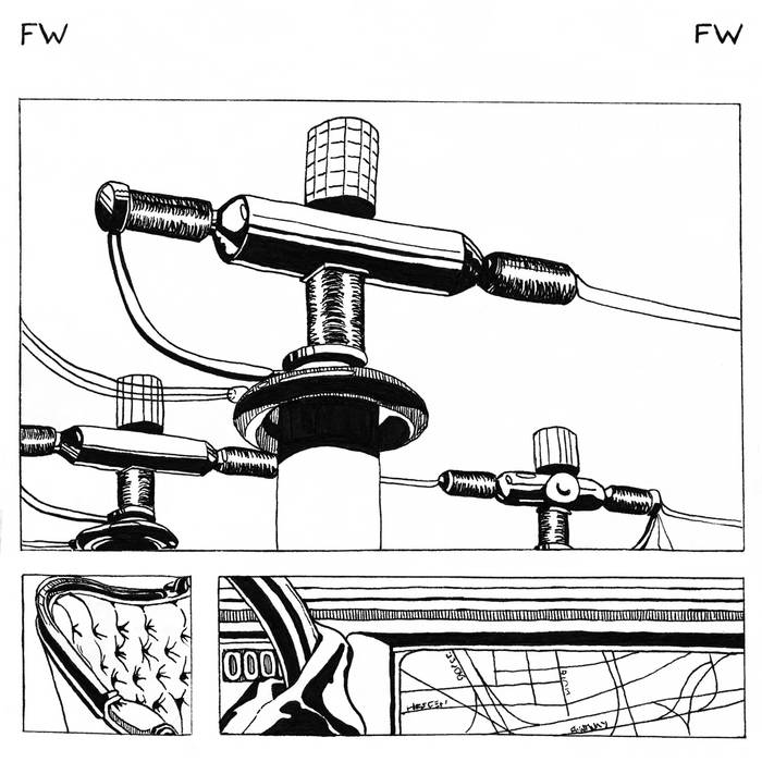 Forth Wanderers - Forth Wanderers [LP]