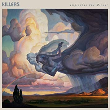 The Killers - Imploding The Mirage [LP]