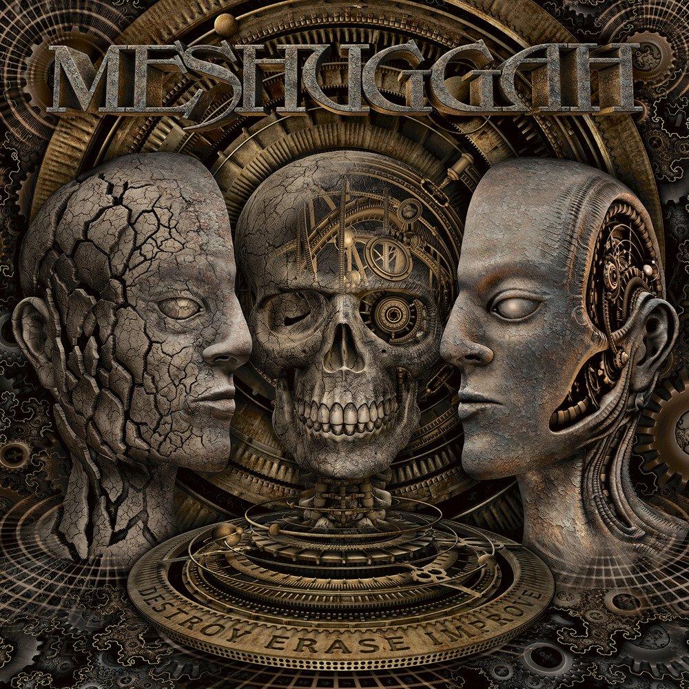 Meshuggah - Destroy Erase Improve [2xLP]