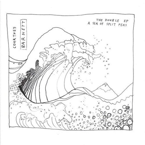 Courtney Barnett - The Double EP: A Sea Of Split Peas [LP]