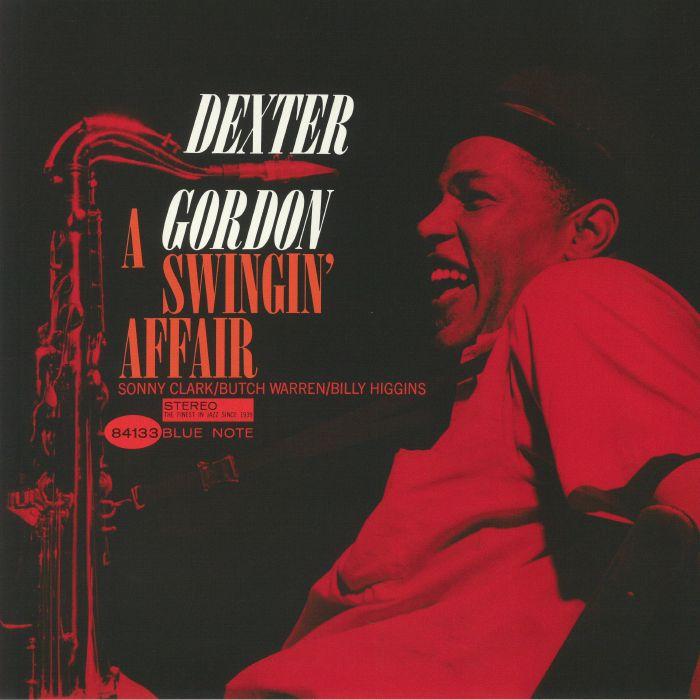 Dexter Gordon - A Swingin' Affair [LP]