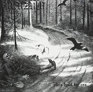Burzum - Hvis Lyset Tar Oss [LP]