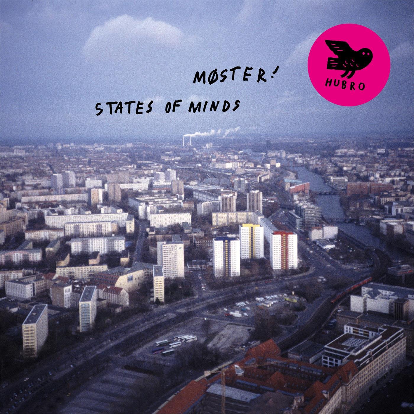 Møster! - States Of Minds [2xLP]