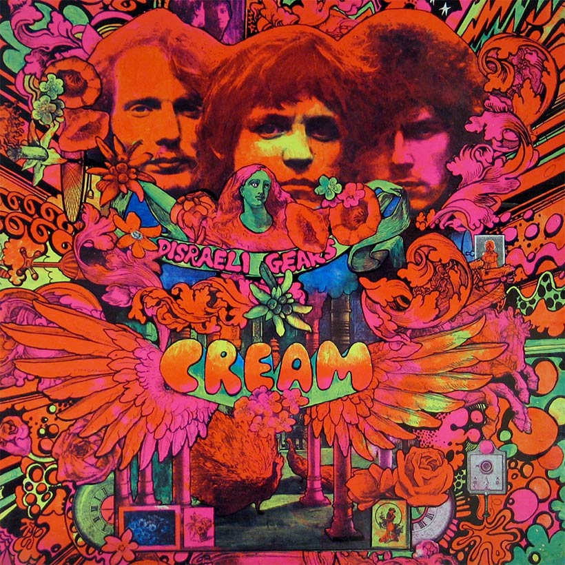 Cream - Disraeli Gears [LP]