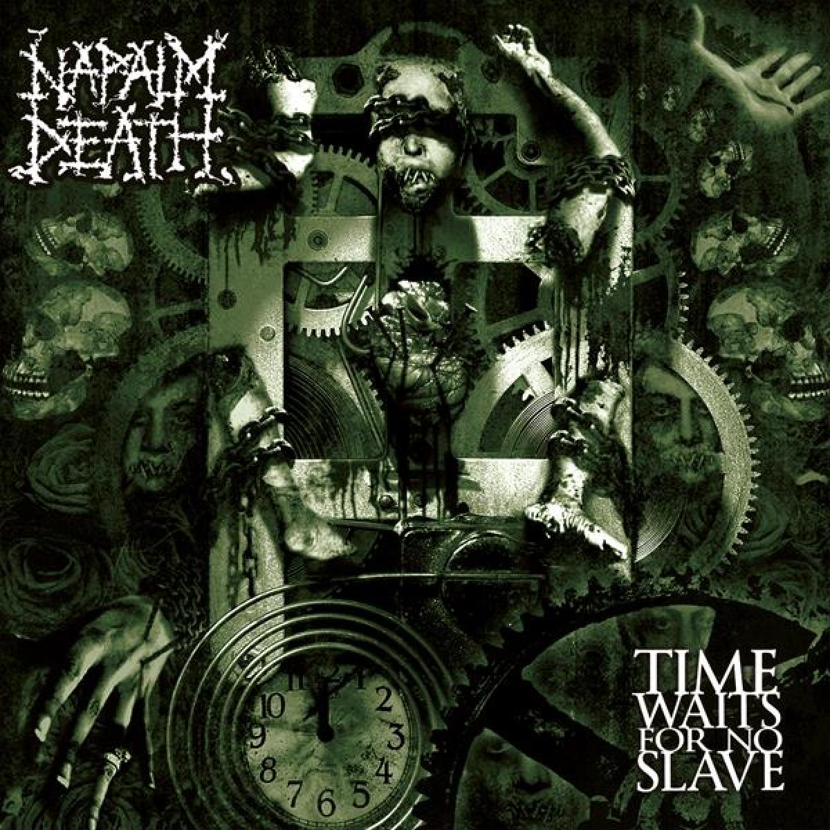 Napalm Death - Time Waits For No Slave [LP]