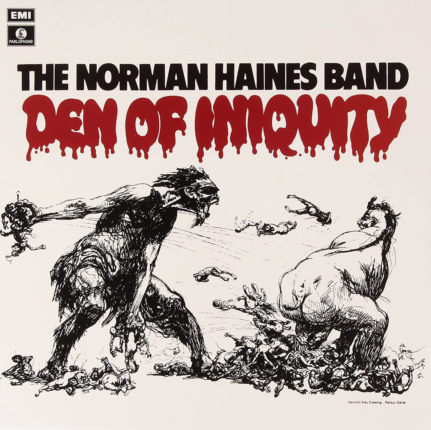 Haines, Norman Band -  Den Of Iniquity [LP]
