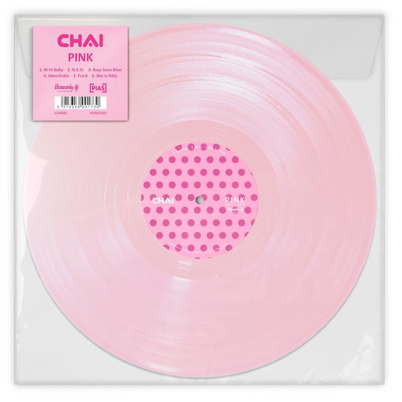 CHAI - PINK [EP]