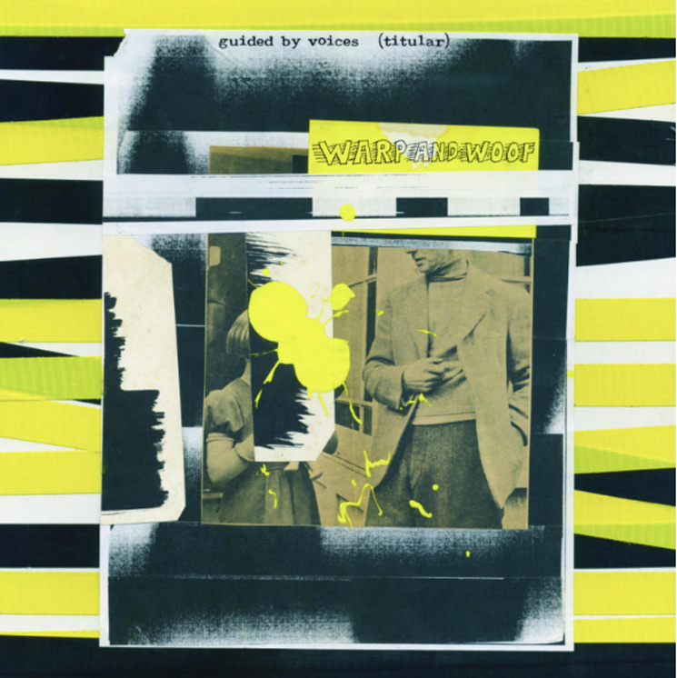 Guided By Voices - Warp And Woof [LP]