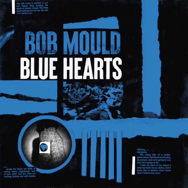 Bob Mould - Blue Hearts [LTD LP] (Tri-colour vinyl)