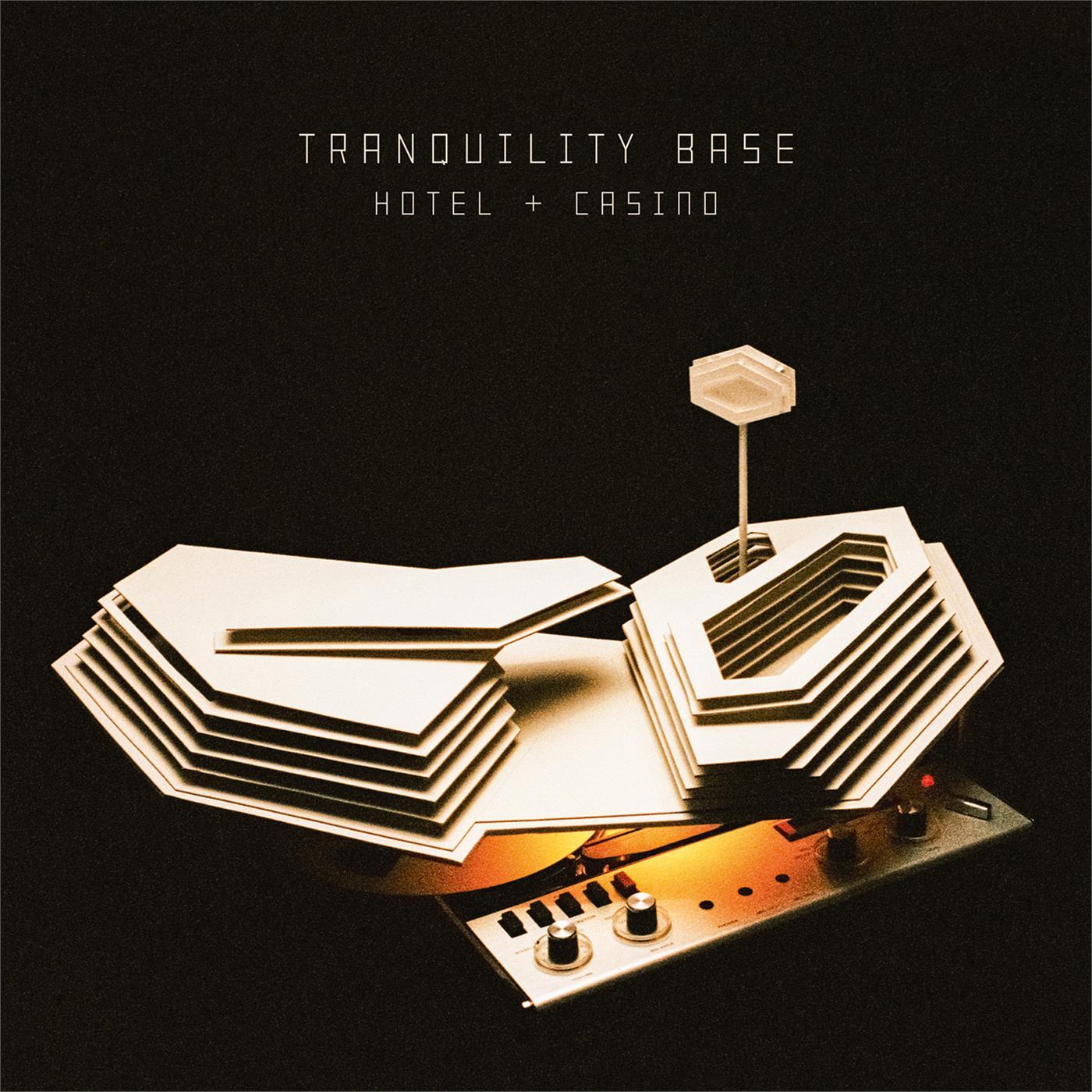 Arctic Monkeys – Tranquility Base Hotel + Casino [LTD 2xLP]