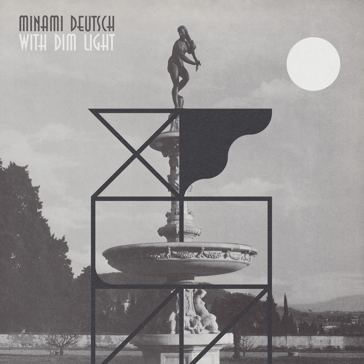 Minami Deutsch - With Dim Light [LP]