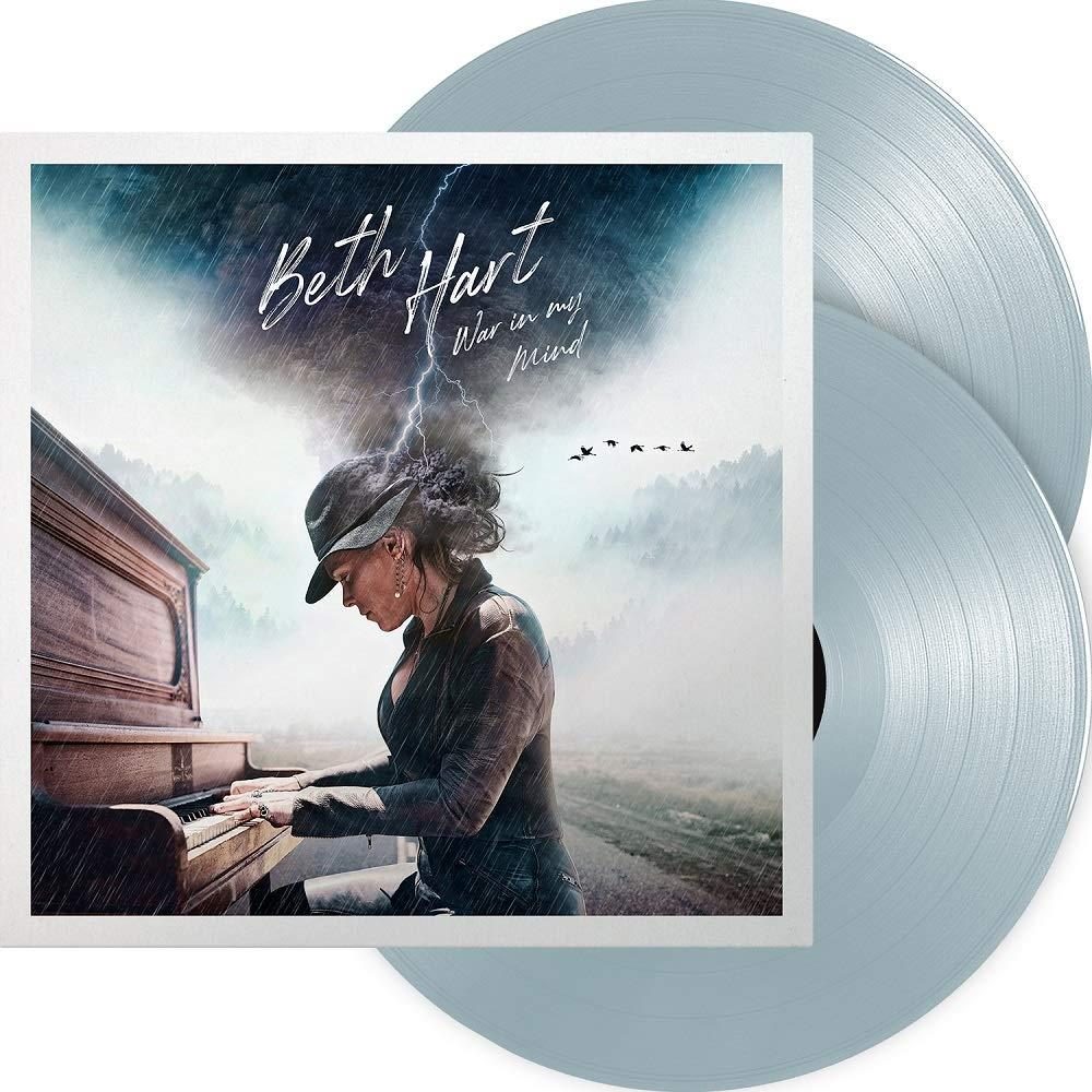 Beth Hart - War In My Mind [LTD 2xLP] (Coloured vinyl)