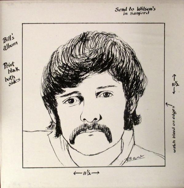 Bill Stone - Stone [LP]