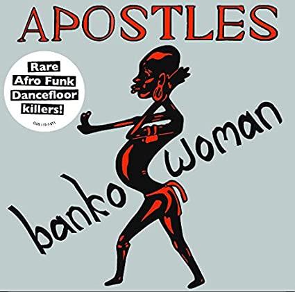 Apostles - Banko Woman [LP]