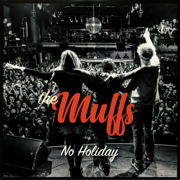 The Muffs – No Holiday [2xLP]