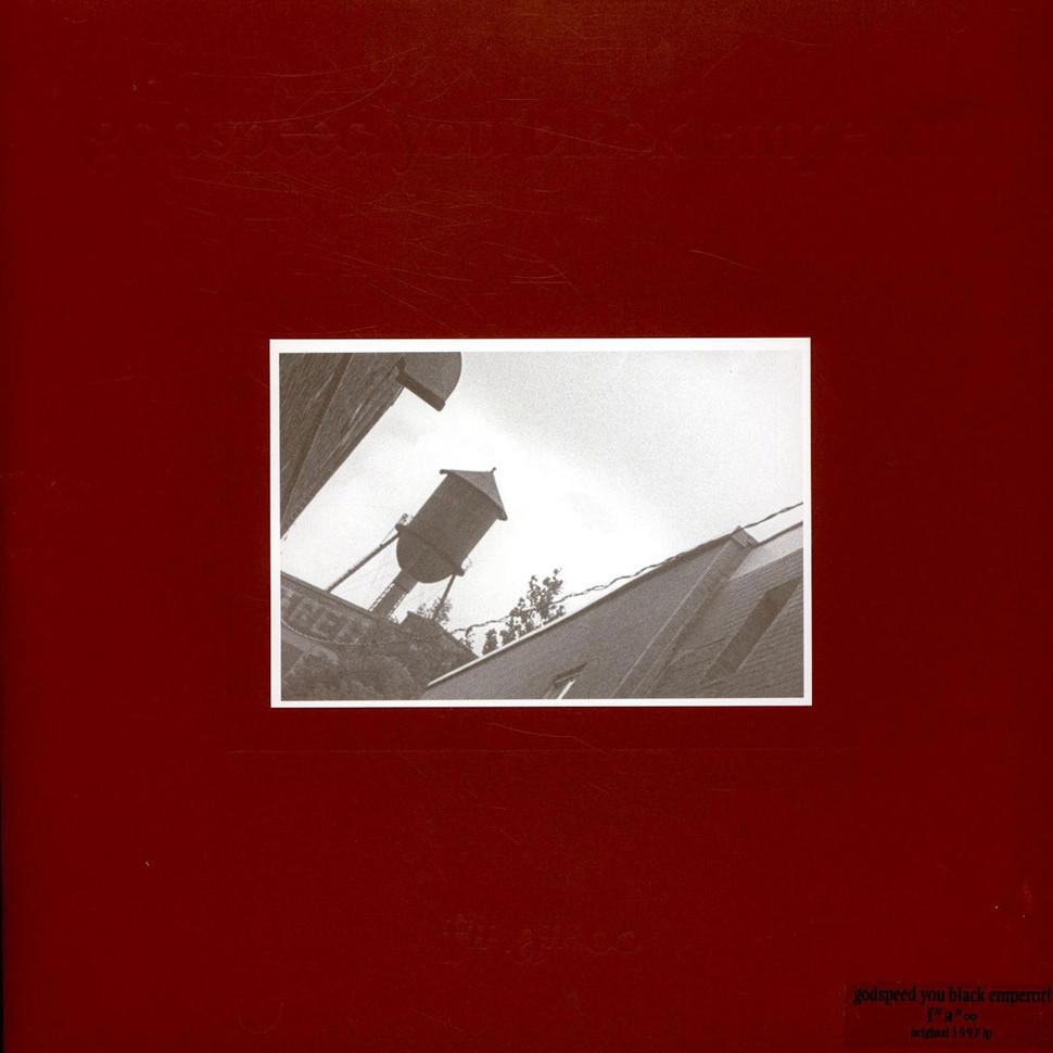 Godspeed You Black Emperor - F#a#oo [LP]