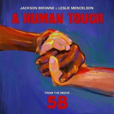 "Jackson Browne & Leslie Mendel A Human Touch [12"" single]"