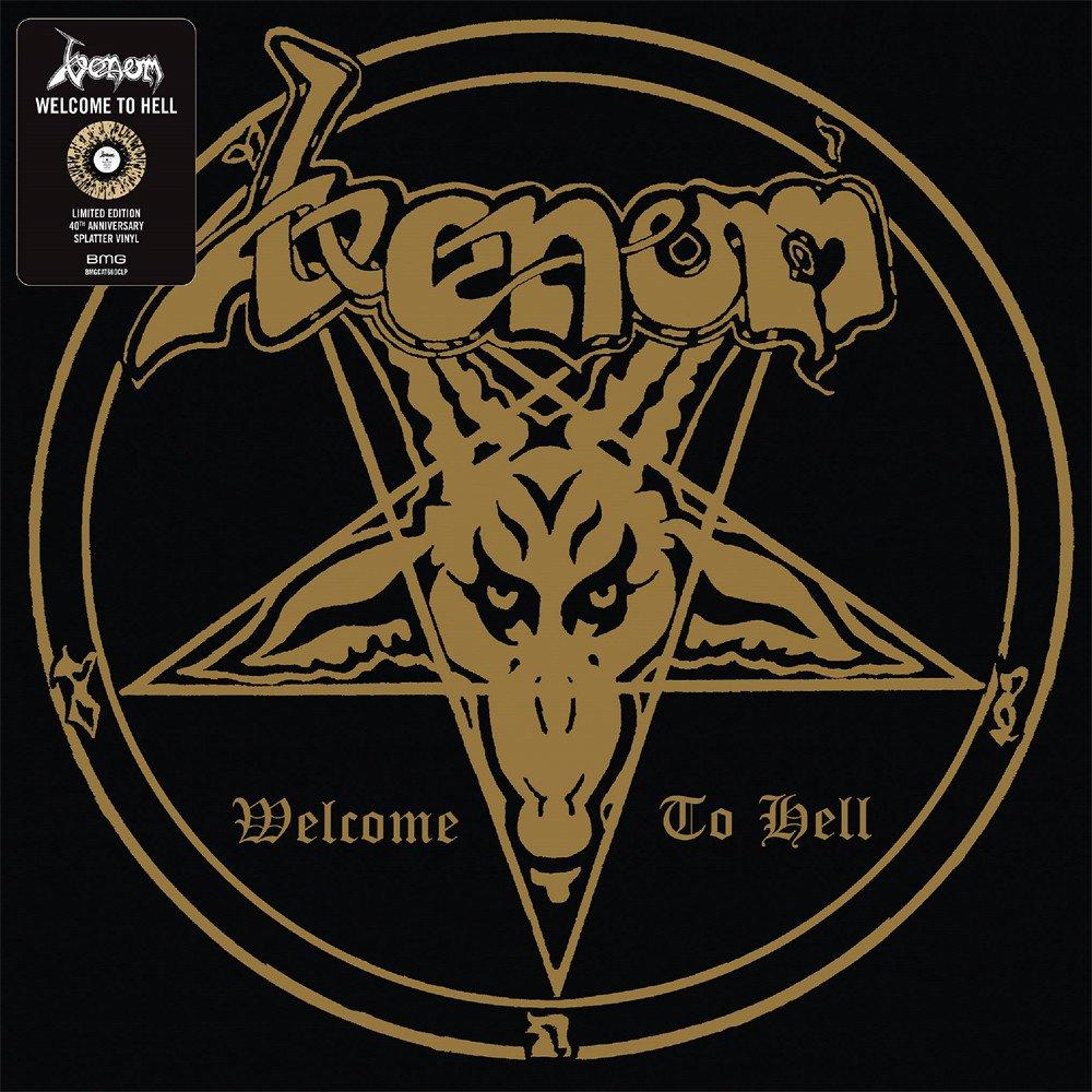 Venom - Welcome to Hell [LTD LP]