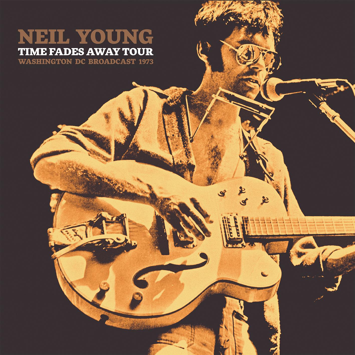 Neil Young - Time Fades Away Tour [2xLP]