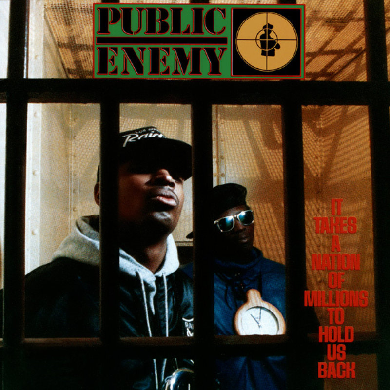 Public Enemy - It Takes A Nation Of Millions To Hold Us Back [LP]