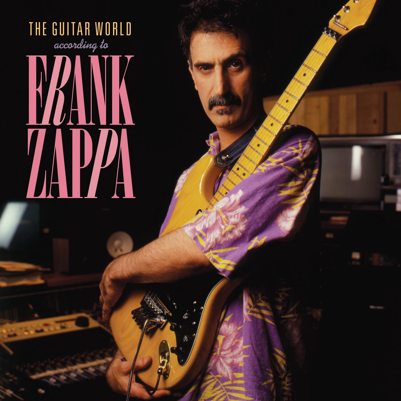 Frank Zappa - The Guitar World [LP] (RSD19)