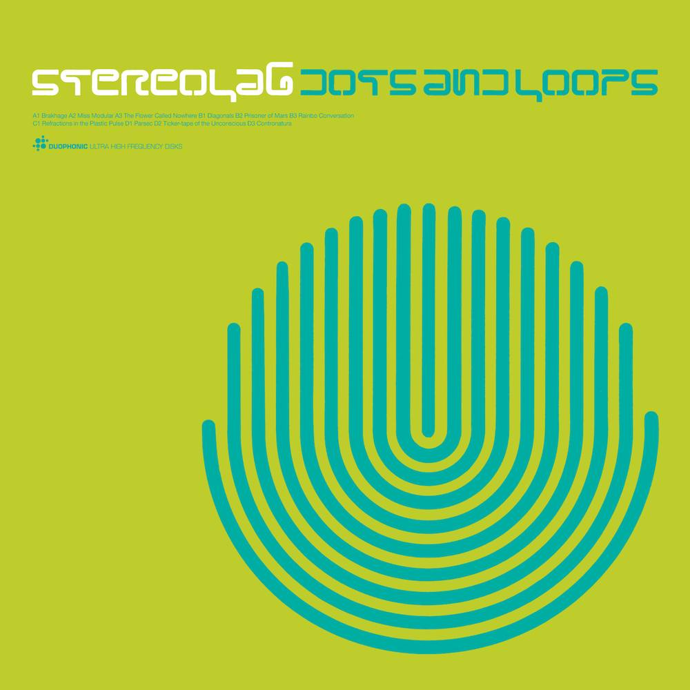 Stereolab - Dots And Loops [3xLP]