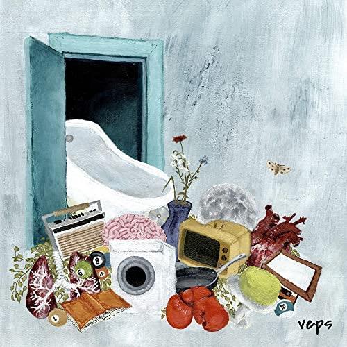 Veps - Open The Door [LP]