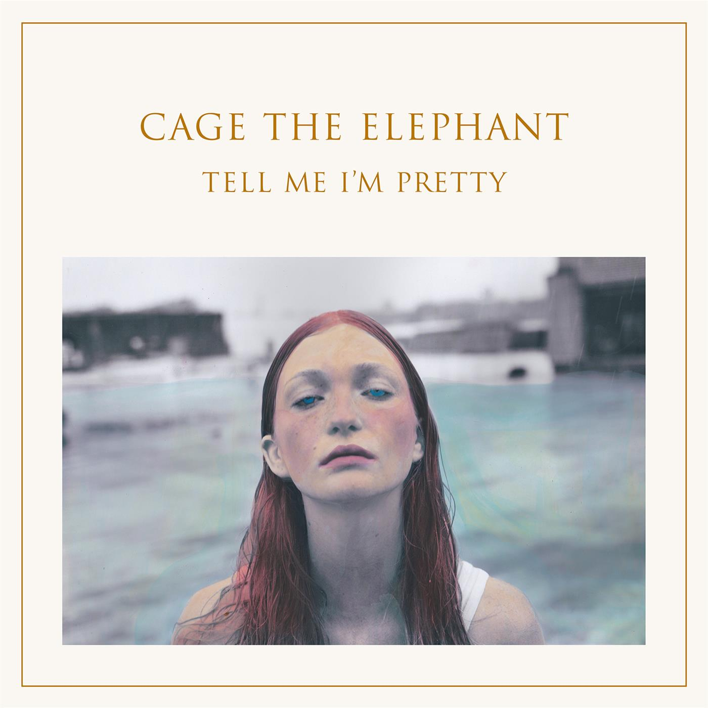 Cage The Elephant - Tell Me I'm Pretty [LP]