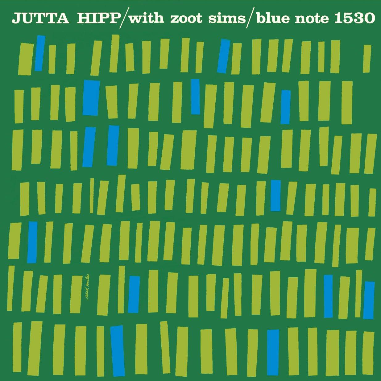 Jutta Hipp - Jutta Hipp With Zoot Sims [LP]