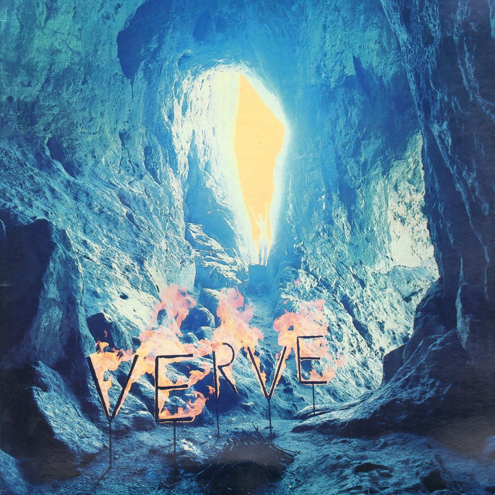 The Verve - A Storm In Heaven [LP]