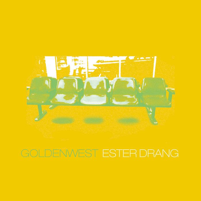 Ester Drang -  Goldenwest [2xLP] (Green/Yellow Swirl Vinyl)