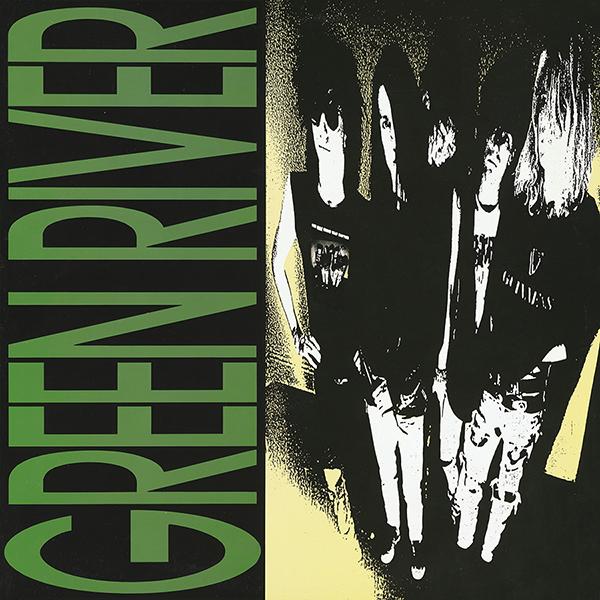 Green River - Dry As A Bone [LP]