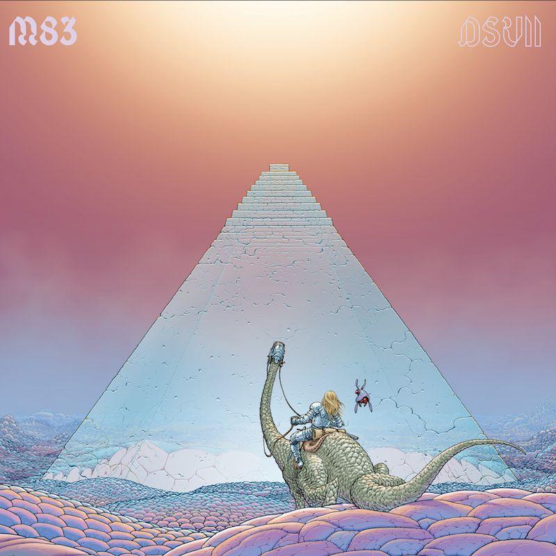 M83 – DSVII [2xLP] (Pink Vinyl)
