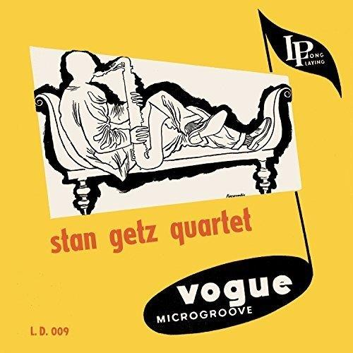 Stan Getz Quartet - Stan Getz Quartet [LP]