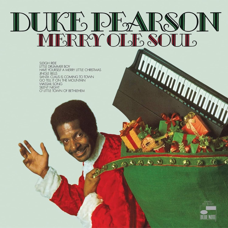 Duke Pearson - Merry Ole Soul [LP]