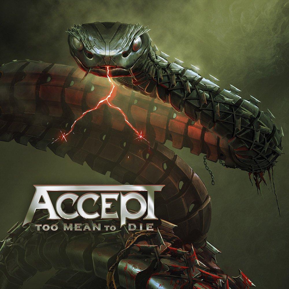 Accept - Too Mean To Die [LP]